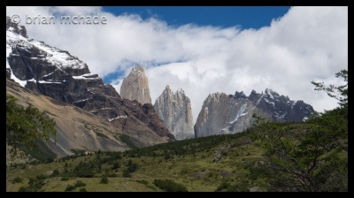 the beauty of Patagonia....